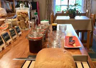Breakfast at Oakdene Guest House
