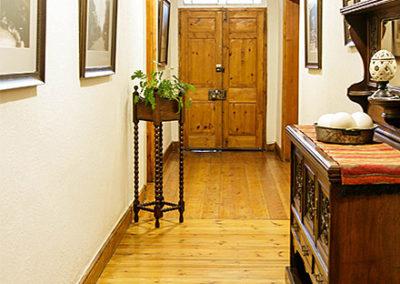 Oakdene Guest House Entrance