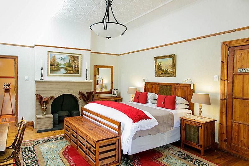 Comfort King Room at Oakdene Guest House